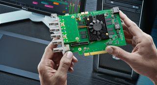 Blackmagic Design Announces Major Update For Decklink 8k Pro Broadcasting Cable
