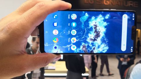 Hands on: LG G7 One review | TechRadar