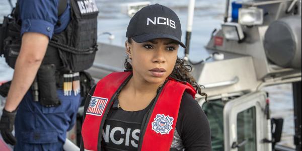 NCIS New Orleans Shalita Grant Sonja Percy