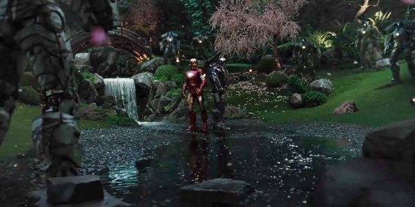 Iron Man 2 stills