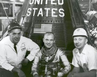 Thomas J. O'Malley, Dead at 94, Sent Glenn Into Space