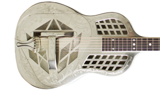 National Style 4 resonator guitar