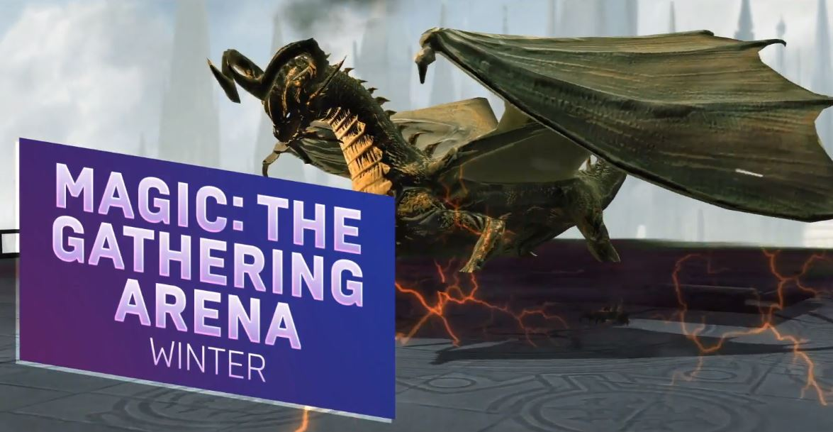 Magic: The Gathering Arena coming exclusively to Epic Games