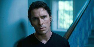 Christian Bale Bruce Wayne The Dark Knight Rises