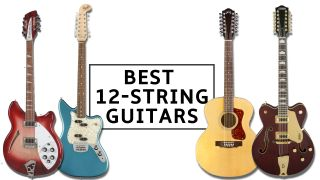 The best 12-string guitars 2021: our pick of 12-string acoustic and electric guitars
