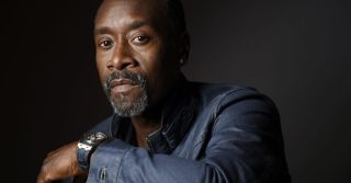 Don Cheadle in The Wonder Years