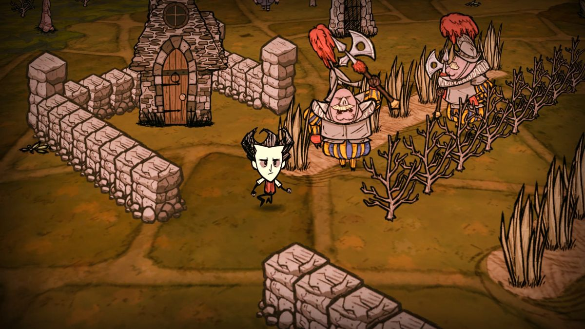 Don't Starve: Hamlet has left Steam Early Access
