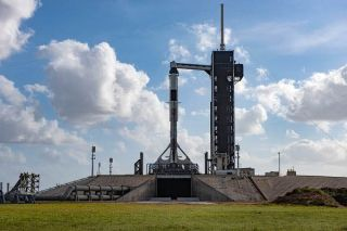 SpaceX delays Crew Dragon abort test launch to Sunday due to bad weather