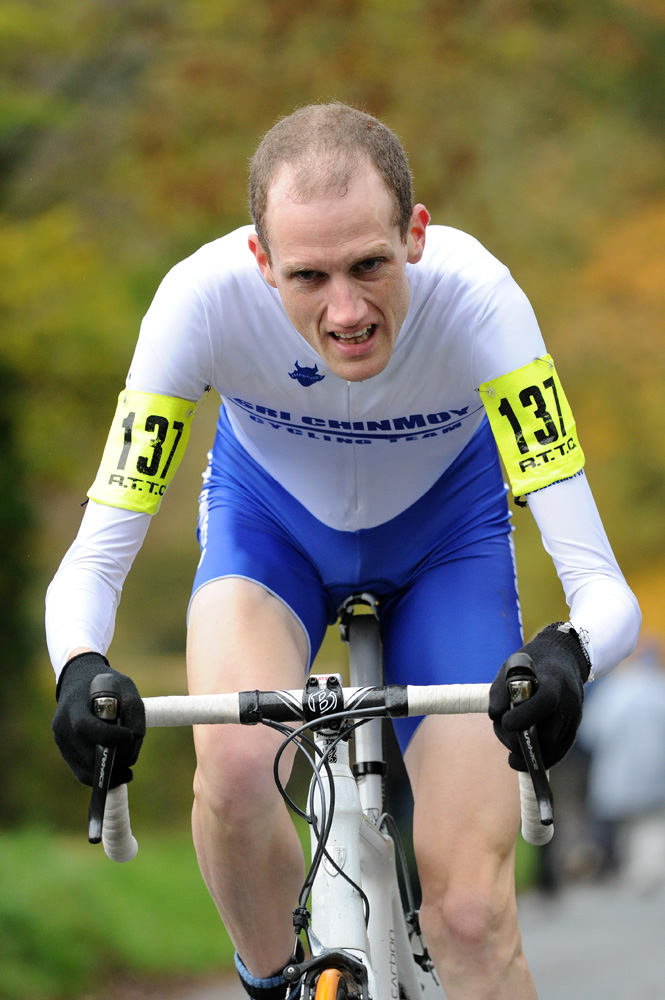 Tejvan Pettinger, National Hill-Climb Championships 2010