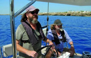 The Hairy Bikers arrive in the Balearic islands of Minorca and Majorca tonight.