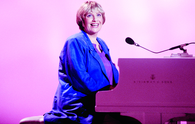 Victoria Wood probably would have hated to be called a national treasure, but the reaction of the public and fellow entertainers when she died in April left no doubt to how much she was loved.