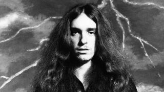 A promotional picture of Cliff Burton