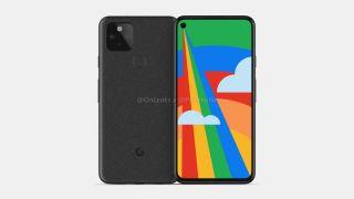 Google Pixel 5 specs leaked