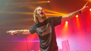 A picture of Randy Blythe