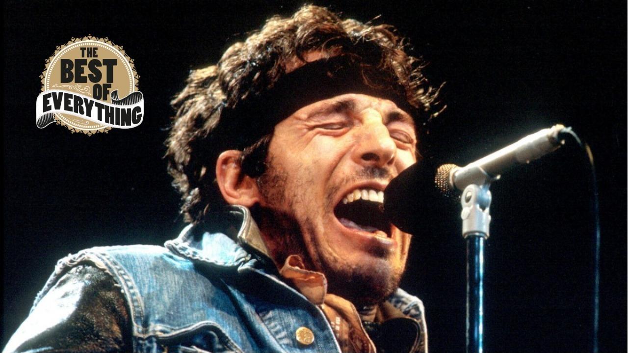 Bruce Springsteen His 10 Best Songs Louder