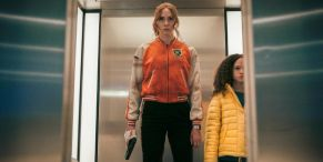 A Yellow Bag And A Library Kick Off New Gunpowder Milkshake Trailer, Karen Gillan's Marvel And Jumanji Action Follow-Up