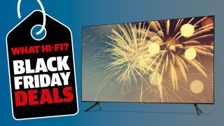 Black Friday TV deal: Samsung 55-inch QLED 4K TV now almost half price!