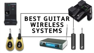 The 10 best guitar wireless systems 2020: go cable-free, from the rehearsal room to the stage