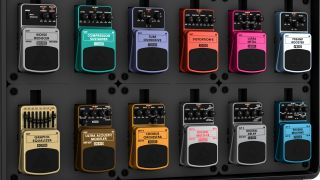 Behringer effects pedals are now just $19 at Sweetwater following their partnership