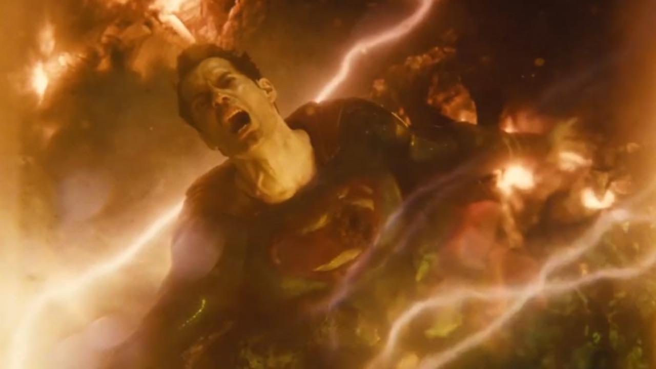 Zack Snyder Liga de la Justicia Superman
