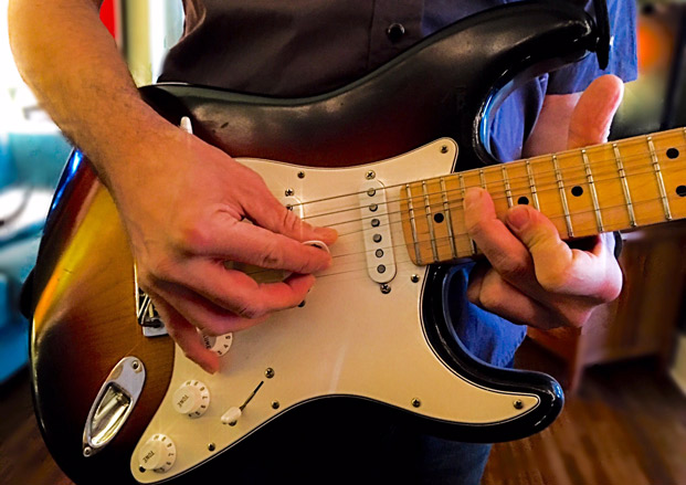 Intensive 30-Minute Guitar Workout for Guitarists On the Go: Pt. 2—Symmetrical Scales