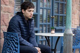 Ollie Morgan in Hollyoaks