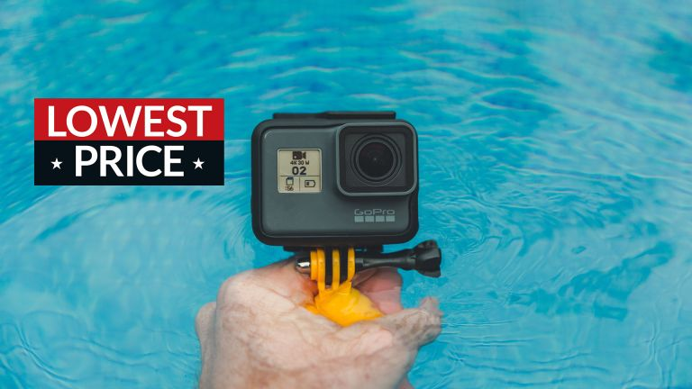 Best cheap GoPro deal: GoPro in water