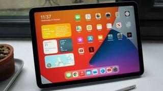 iPad Air 4 review