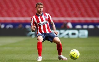 Kieran Trippier, Atletico Madrid
