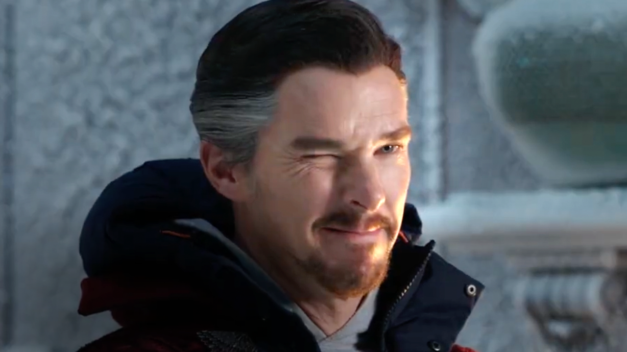 What's Up With Doctor Strange In The 'Spider-Man: No Way Home' Trailer?
