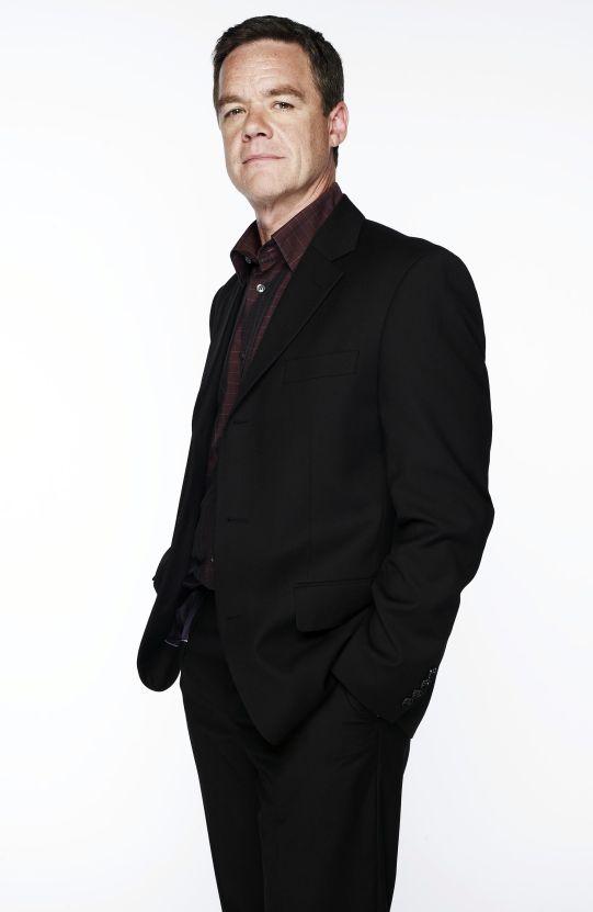 Stefan Dennis: 'Paul's a lovely chap!'