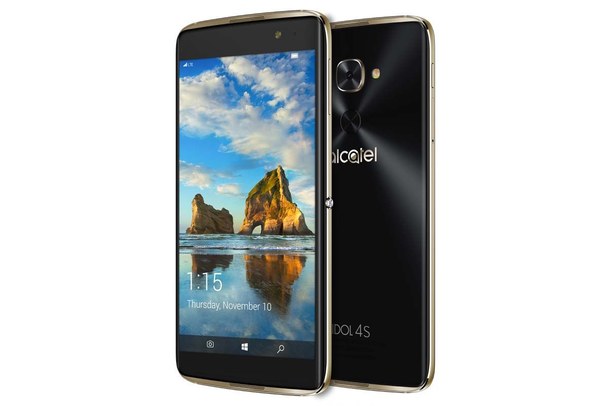 Alcatel Beefs Up Idol 4S Specs for Windows 10 Debut | Tom's Guide