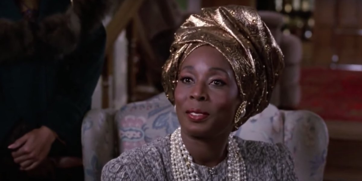 Madge Sinclair in Coming to America