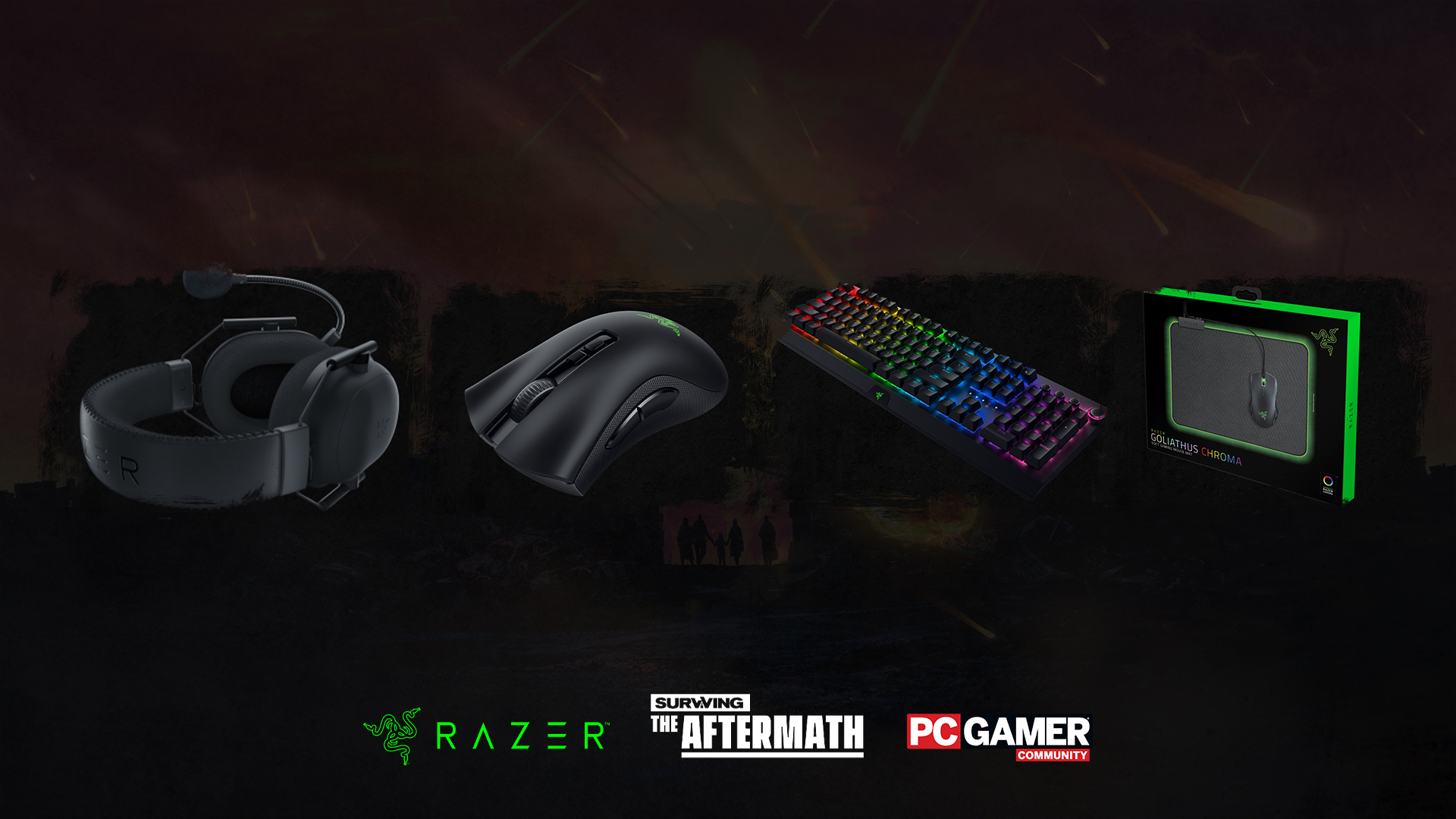 Giveaway: win a Razer prize pack from Iceflake & Paradox on the PC Gamer forums