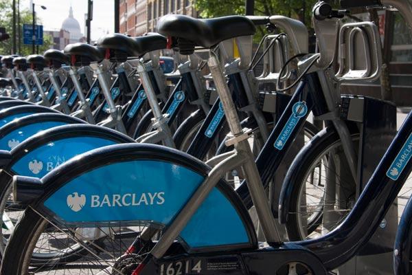 Bikes, London Cycle Hire