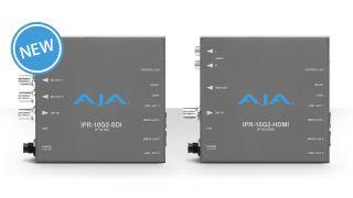 AJA SMPTE ST 2110 Mini-Converters