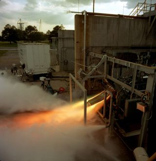 space history, nasa, rocket propulsion