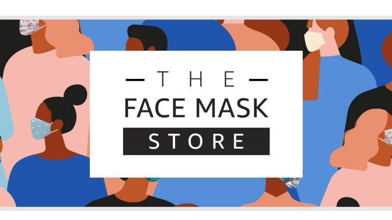The Face Mask Store on Amazon