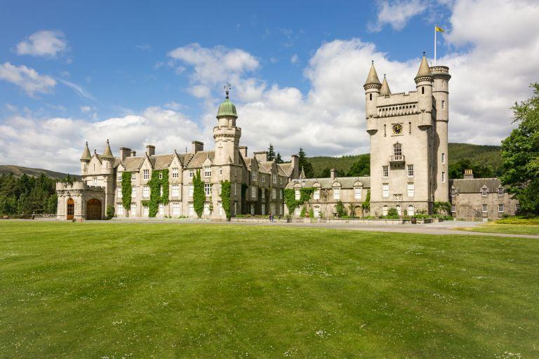 Balmoral, Balmoral Castle