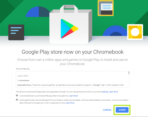 How to Get Android Apps, Google Play Store on a Chromebook