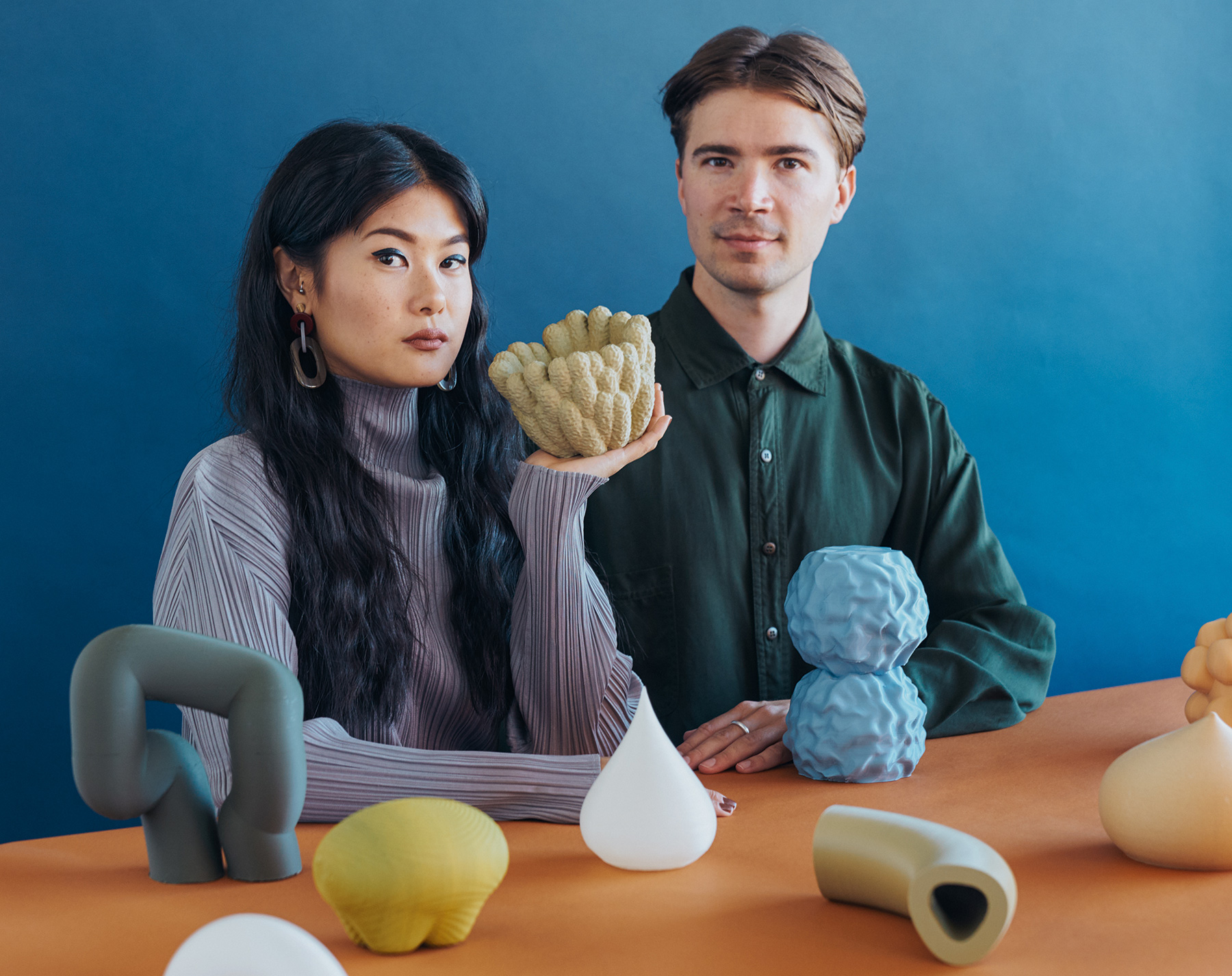 Graphic design game changers: Wang and Söderström