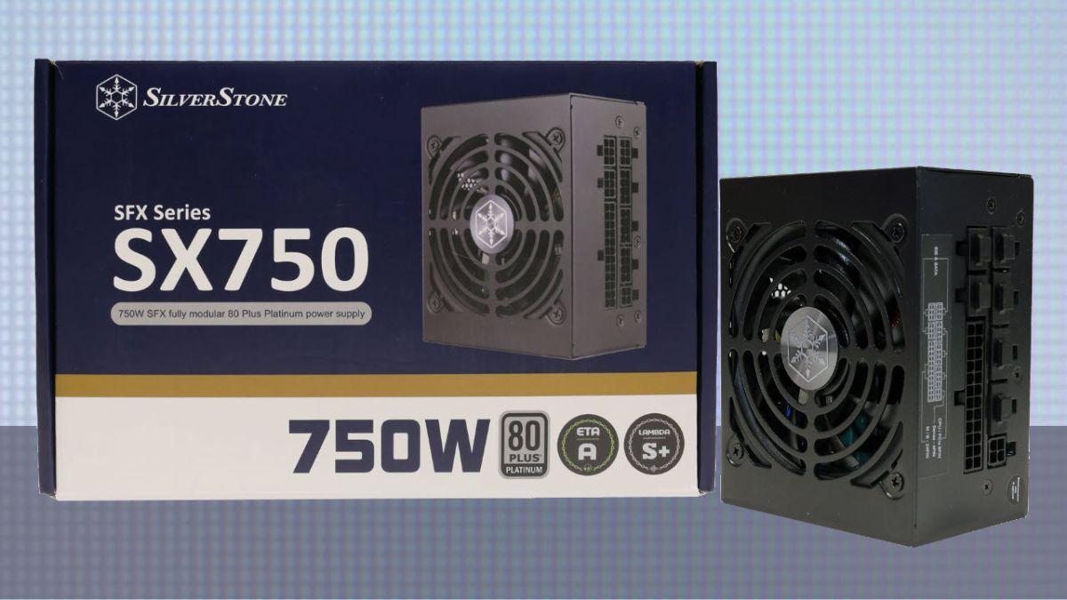 SilverStone SX750 Platinum SFX Power Supply Review