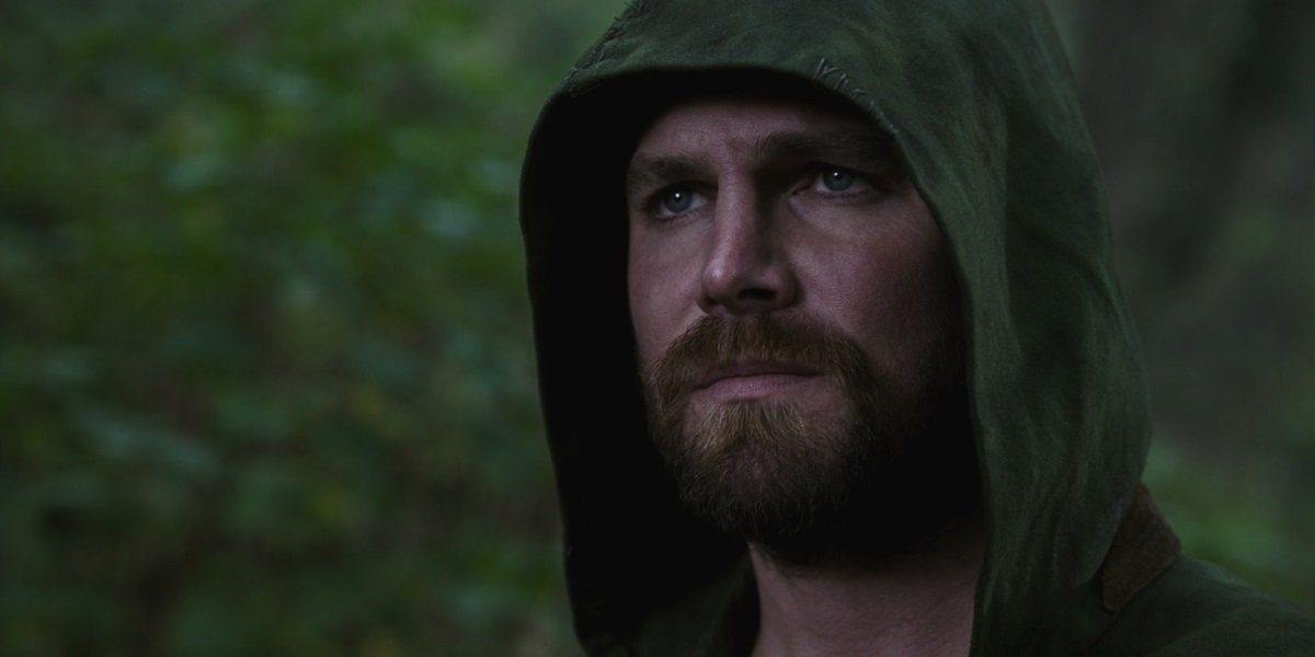 Arrow-verse Creator Tells Fans To Calm Down After Threats Were Sent To Actor Who Killed Oliver Queen - CINEMABLEND