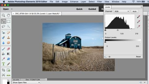 Photoshop Elements 2019 review | Creative Bloq