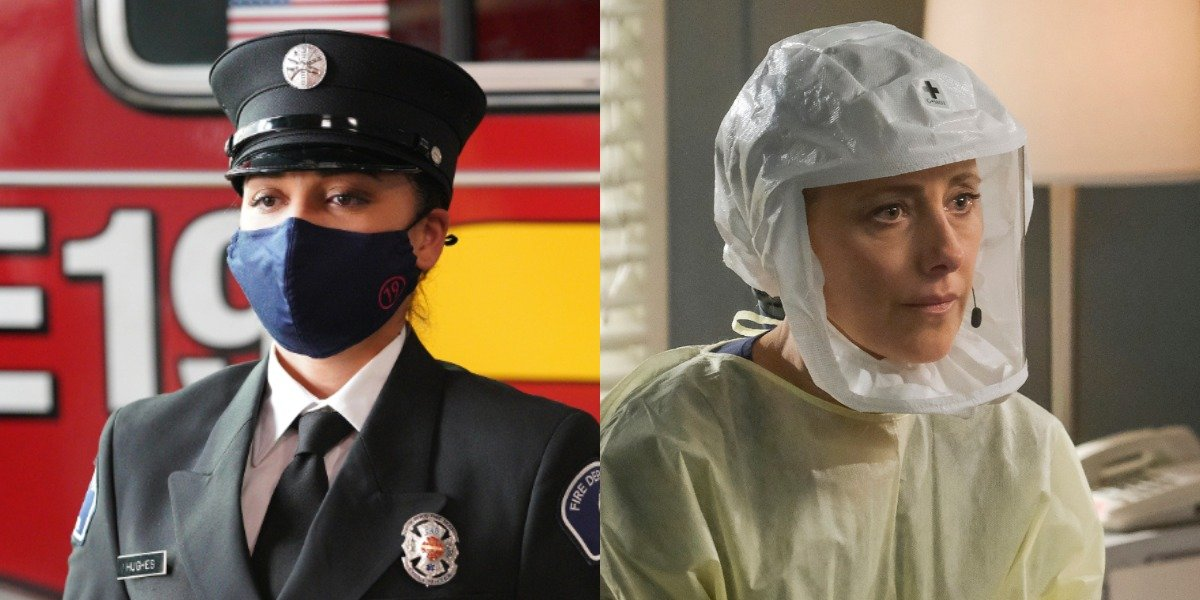 Grey's Anatomy And Station 19: What To Expect From The Crossover When They Return In 2021