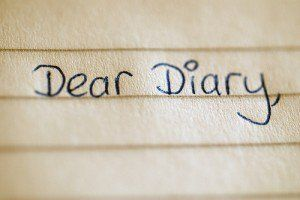 Keep an Online Diary