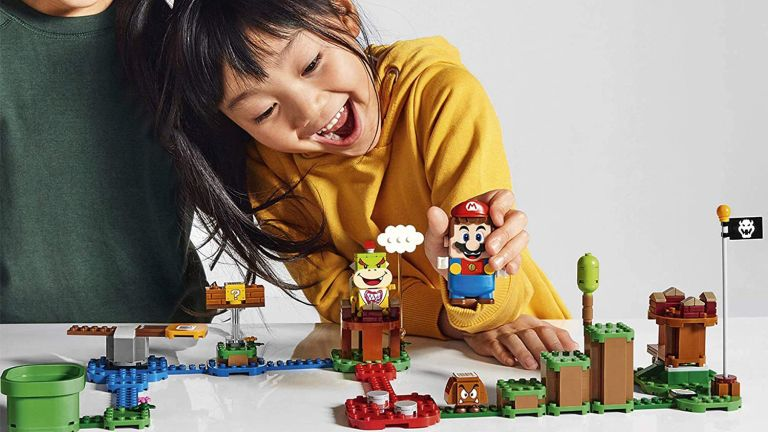 Amazon Christmas toys: LEGO 71360 Super Mario