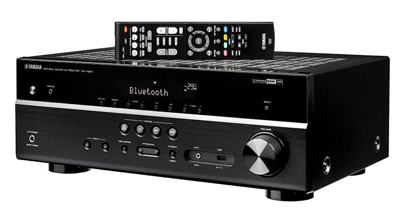 Yamaha RX-V583 review   What Hi-Fi?