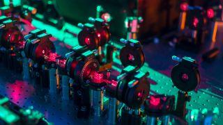 quantum simulator