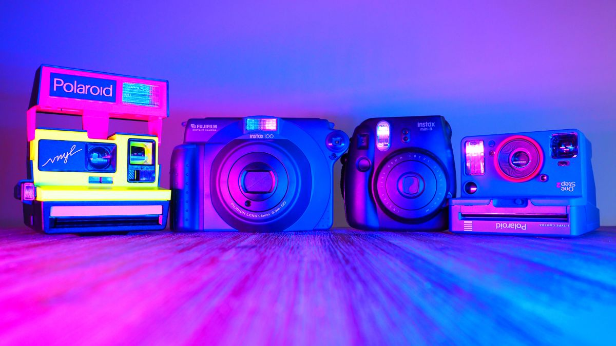 The Best Instant Cameras In 2021 Digital Camera World